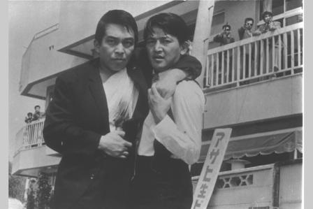 日本暗黒史 血の抗争(35mm)