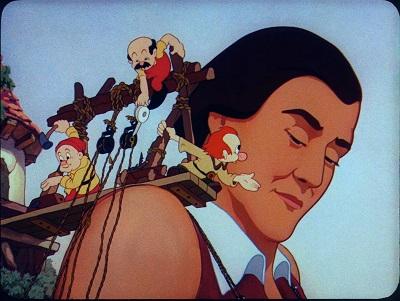 ガリバー旅行記(吹替え版) Gulliver's Travels(16mm)