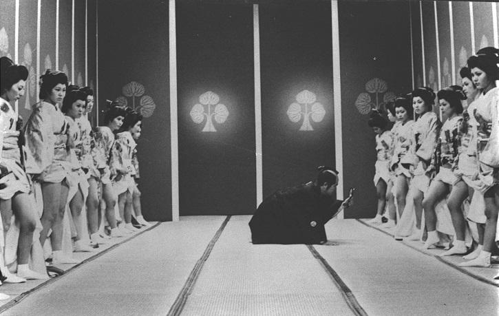 下苅り半次郎 ㊙観音を探せ(35mm)