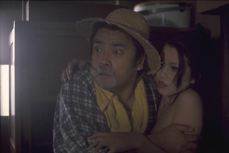 喜劇 特出しヒモ天国(35mm)