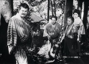 三匹の悪党(35mm)