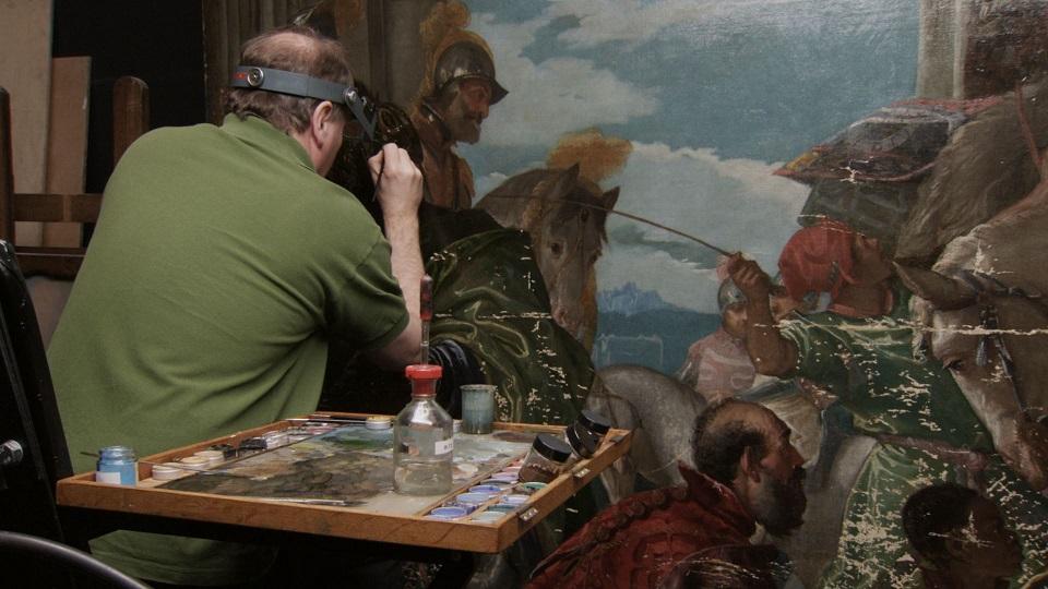 ナショナル・ギャラリー 英国の至宝 National Gallery(BD)