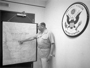 シナイ半島監視団 Sinai Field Mission(16mm)