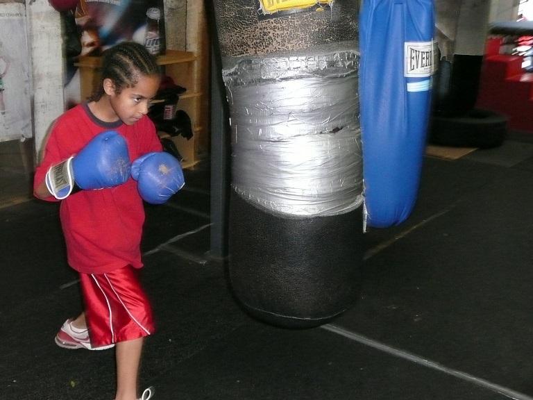ボクシング・ジム Boxing Gym (BD)