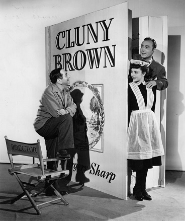 小間使 Cluny Brown