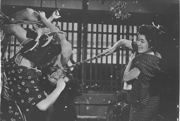 残酷異常虐待物語 元禄女系図(35mm)