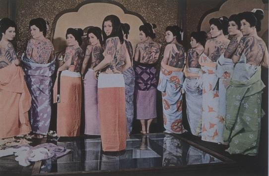 徳川いれずみ師 責め地獄(35mm)