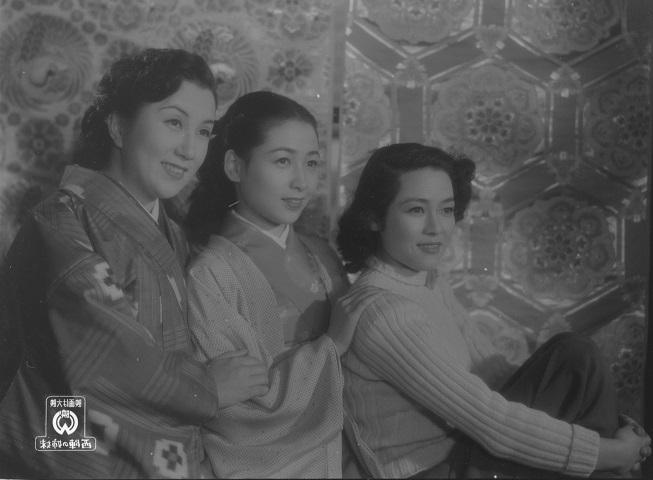 西陣の姉妹(16mm)