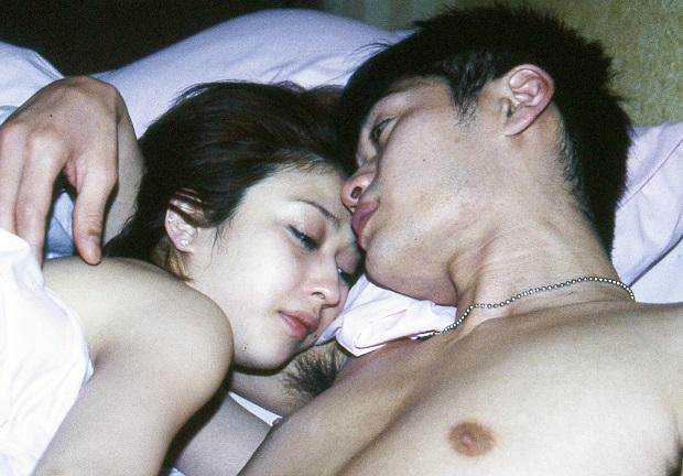 宙ぶらりん (成人公開タイトル:SEX配達人 おんな届けます/DVDタイトル:弁当屋の人妻)(35mm)