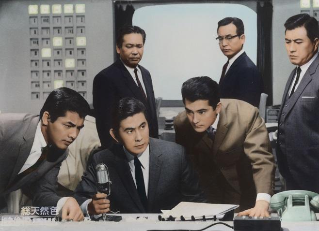 ザ・ガードマン 東京忍者部隊(16mm)