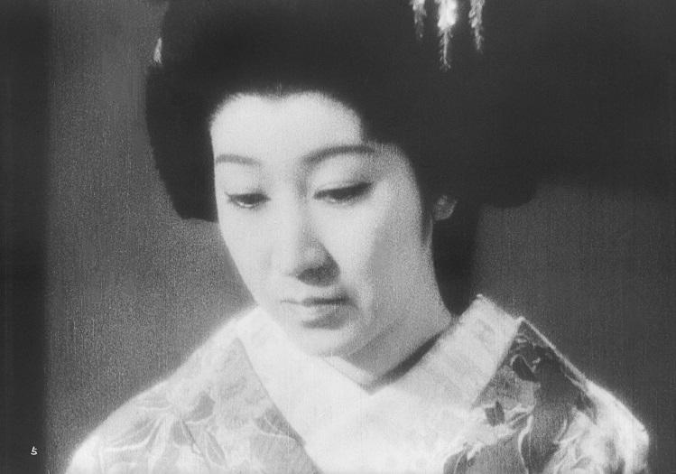 剣雲鳴門しぶき (『阿波の踊子』改め)(35mm)