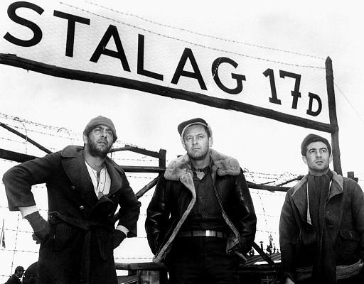 第十七捕虜収容所 Stalag 17(121分)