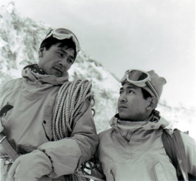 氷壁(96分/35mm)