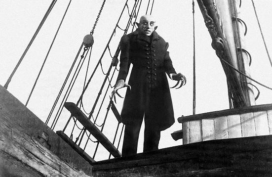 吸血鬼ノスフェラトゥ Nosferatu(95分/デジタル)