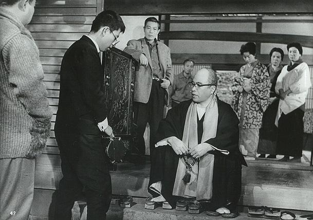 河内風土記 おいろけ説法(100分/35mm)