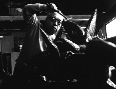 いのち―蒼風の彫刻(18分/35mm)