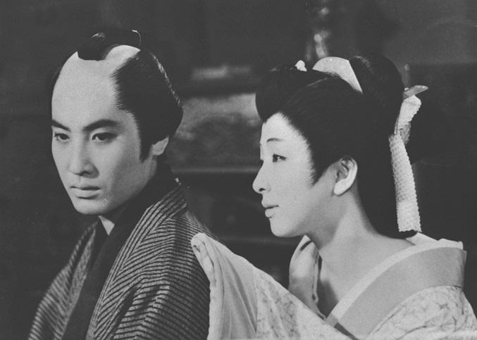 浪花の恋の物語(105分/35mm)
