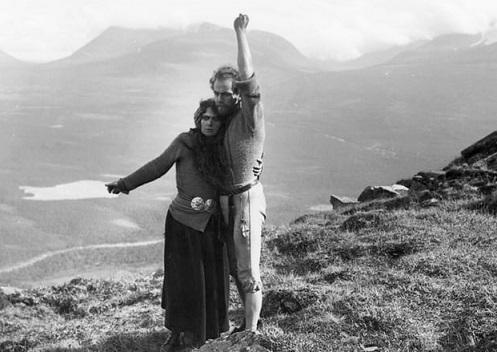 生恋死恋 Berg-Ejvind och hans hustru(70分/デジタル)