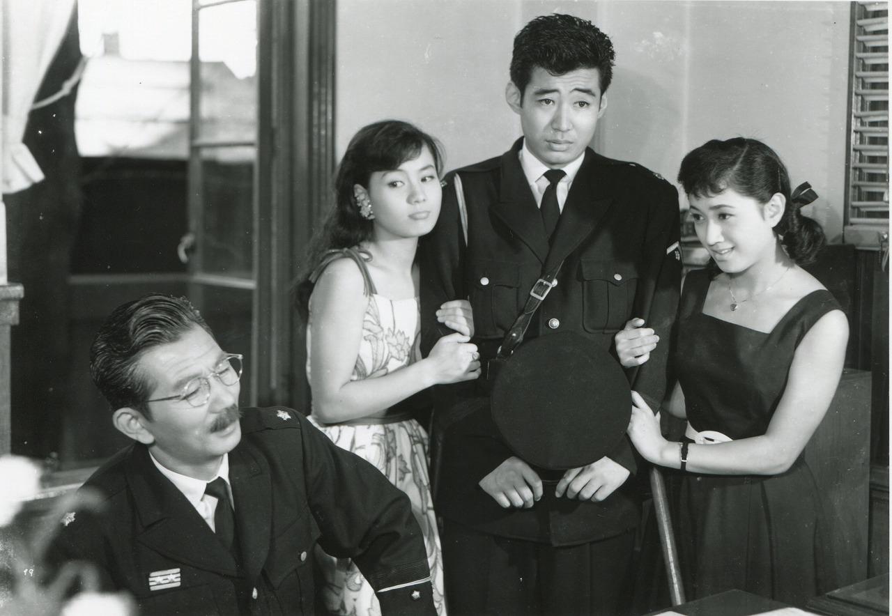 警察官出世パトロール(74分/デジタル)