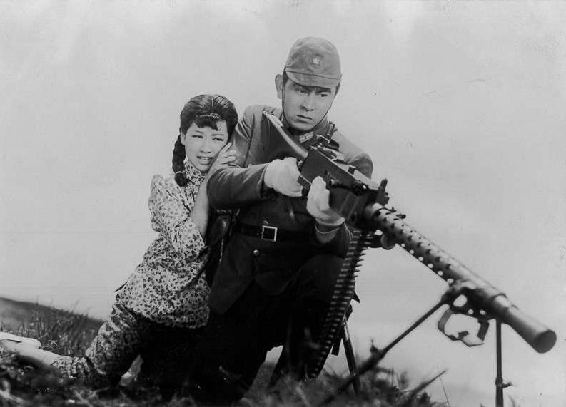 姑娘と五人の突撃兵(70分/デジタル)