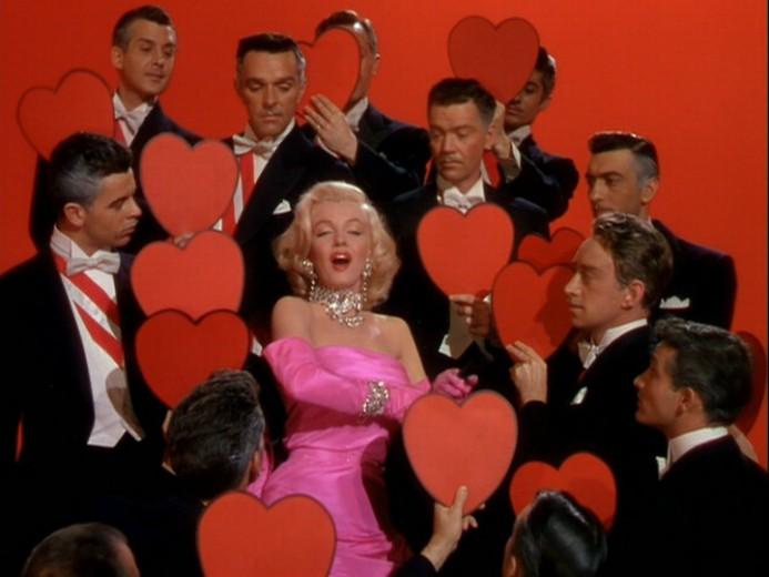 紳士は金髪がお好き Gentlemen Prefer Blondes(92分/デジタル)