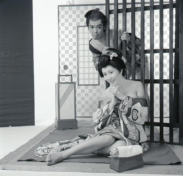 ㊙女郎市場(77分/35mm)